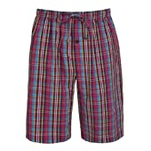 Bermuda Short, Small Red Check