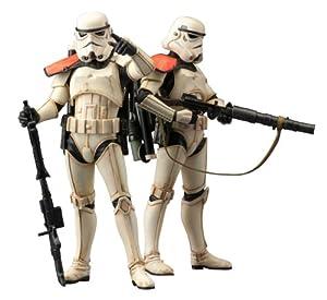 Star Wars Sandtrooper Artfx+ Statue (Pack of 2)