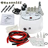 Zeny® 3 in 1 Diamond Microdermabrasion Dermabrasion Machine w/ Vacuum & Spray Including 50 Cotton Filters