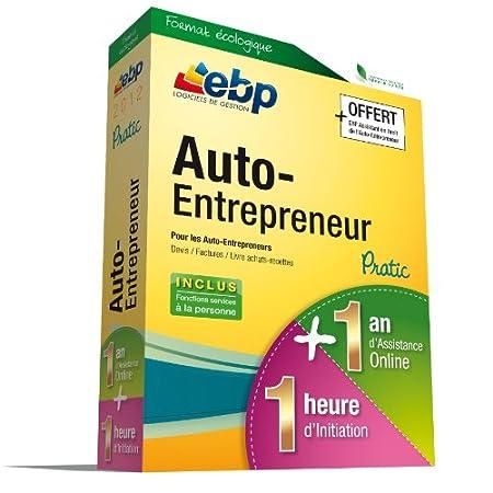 EBP Auto-Entrepreneur Pratic 2012  + Services VIP