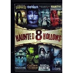8-Film Haunted Hollows