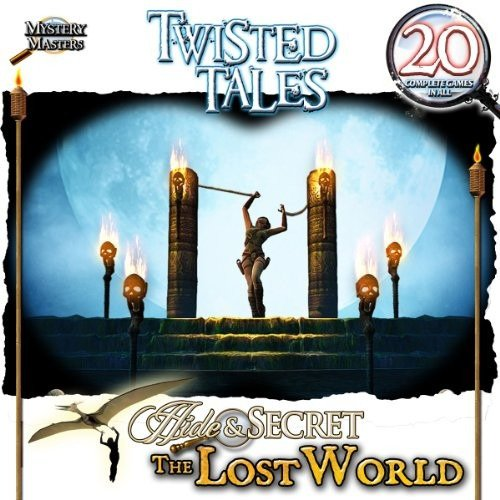 MYSTERY MASTERS TWISTED TALES COLLECTION 20 PACK (WIN XP,VISTA,WIN 7)