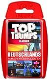 Winning Moves 61403 - Top Trumps - Deutschlands Sehenswürdigkeiten, Kartenspiel
