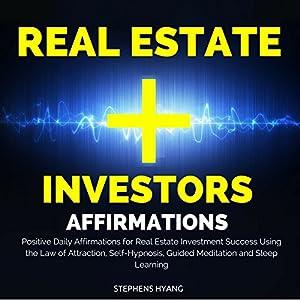 Real Estate Investors Affirmations Audiobook