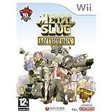 echange, troc Metal Slug Anthology (Wii) [import anglais]
