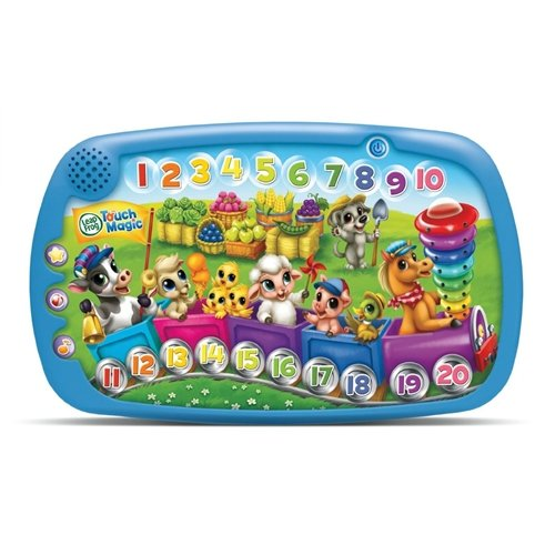 Leapfrog Touch Magic Counting Train By Leapfrog Enterprises
