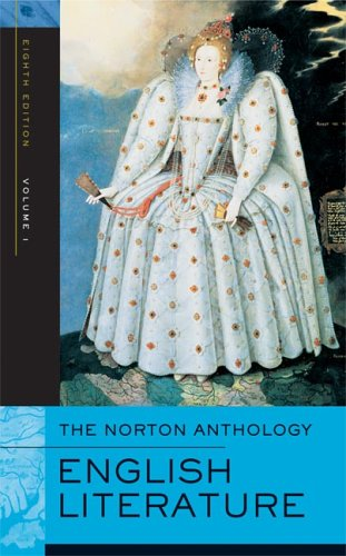 The Norton Anthology of English Literature, Vol. 1: The Middle Ages through the Restoration and the Eighteenth Century (8th Edition) (Norton British Literature compare prices)
