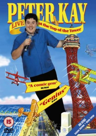 Peter Kay / Live Top of The Tower [DVD]