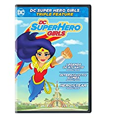 DC Super Hero Girls Triple Feature