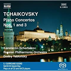 Piano Concertos (Hybr)