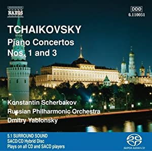 Piano Concertos Nos. 1 And 3 (Yablonsky) [Sacd/CD Hybrid]
