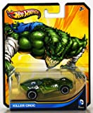 Hot Wheels - DC Comics - Killer Croc - 3
