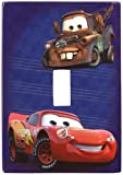 Disney's Cars - 1 Toggle Wallplate