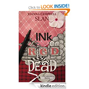 Kindle Daily Deal: Ink, Red, Dead (A Kiki Lowenstein Scrap-N-Craft Mystery), by Joanna Campbell Slan. Publication Date: December 11, 2011