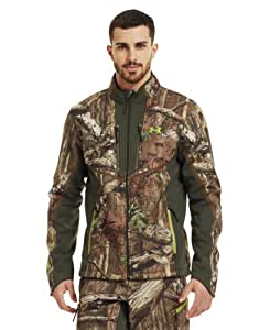 Under Armour Men's ColdGear® Infrared Ridge Reaper® Softshell Jacket Small Mossy Oak Break-Up Infinity