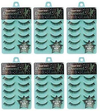 ダイヤモンドラッシュ リトルウィンクシリーズ ウィンクeye6パックセット