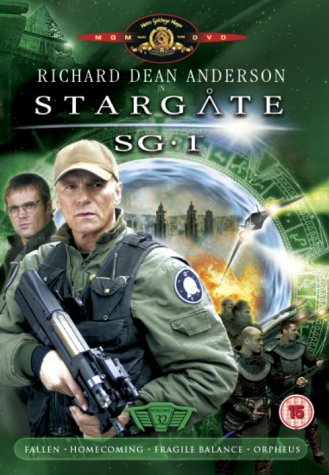 Stargate SG-1: Season 7 (Vol. 32) [DVD]