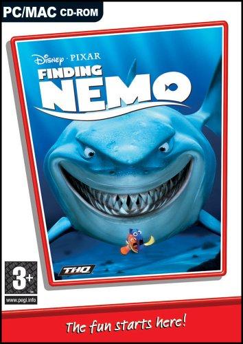 PC Fun Club: Finding Nemo (PC CD), PC
