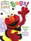 Sesame Street Elmos World Sticker Book With Poster