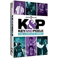 Key & Peele The Complete Series on DVD