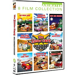 The Little Cars Complete Series (#1-8)