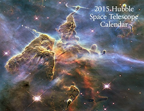2015 Calendars Of Nasa Space Posters With 12 Professional Astronomy Photographs From Hubble Space Telescope. Calendar Is 11X17 Inches. Each Photograph Is 11X8.5 Inches. Bonus Package Contains Two (2) Calendars Excellent As Christmas Gifts