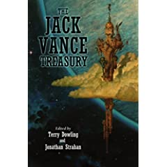 The Jack Vance Treasury by Terry Dowling