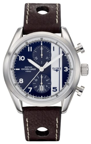 Elysee Men's Automatic Watch Jochen Mass 70950 with Leather Strap