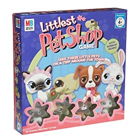 Littlest Pet Shop game!