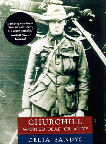 Churchill: Wanted Dead or Alive, Celia Sandys