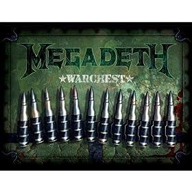Titelbild des Gesangs 1000 times goodbye von Megadeth