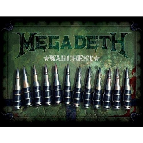 Megadeth - Warchest (Disc 1) - Zortam Music