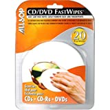 Allsop CD and DVD FastWipes