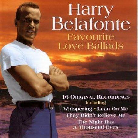 Harry Belafonte - Favourite Love Ballads - Zortam Music
