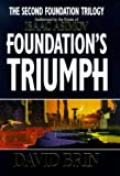 David Brin Foundation's Triumph (Second Foundation Trilogy)