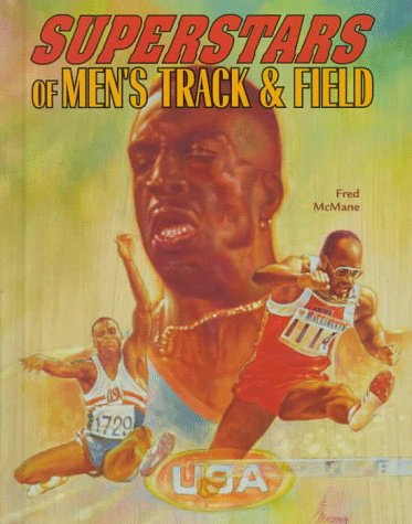 Superstars of Men's Track and Field (Male Sports Stars)
