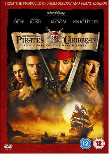 Pirates of the Caribbean: The Curse of the Black Pearl / ������ ���������� ����: ��������� ������ ��������� (2003)