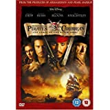Pirates Of The Caribbean - The Curse Of The Black Pearl - 1 disc [DVD]by Johnny Depp