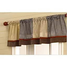Cocalo Baby Window Valance-buttons