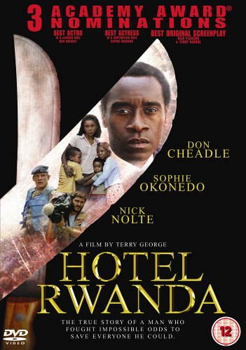 a discussion on what is one ought to do in the film hotel rwanda And the film offers only one on whom the film is based – is a former hotel manager in rwanda who used his hotel rwanda is a very well-made film.
