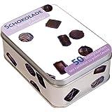 """Rezeptbox Schokolade. F�r Kenner & Geniesservon """"."""""""