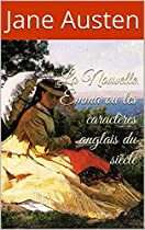 La Nouvelle Emma Ou Les Caractères Anglais Du Siècle (french Edition)