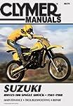 Suzuki RM125-500 81-88