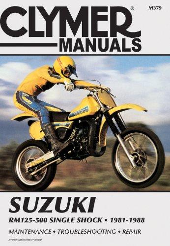 Suzuki Rm125-500 81-88 front-563408