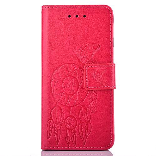 BONROY® Coque pour Samsung Galaxy J5 (2016) J510,Housse en cuir pour Samsung Galaxy J5 (2016) J510,imprimé étui en cuir PU Cuir Flip Magnétique