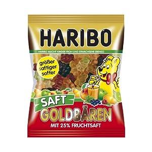 Haribo Saft Goldbaren (6.17 Ounce (Pack of 3))