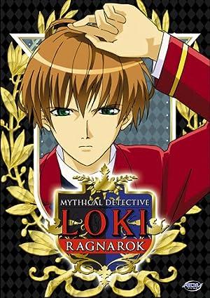 魔探偵ロキ RAGNAROK DVD-BOX