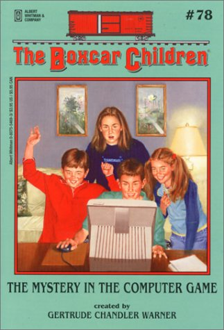 The Mystery in the Computer Game (Boxcar Children Mysteries)