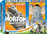 Horton Hears a Who! (Amazon.com Exclusive DVD Gift Set with Plush and Audio Storybook CD)
