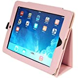 Kyasi Seattle Classic-iPad Case for iPad 2,3 or 4 Blush Pink